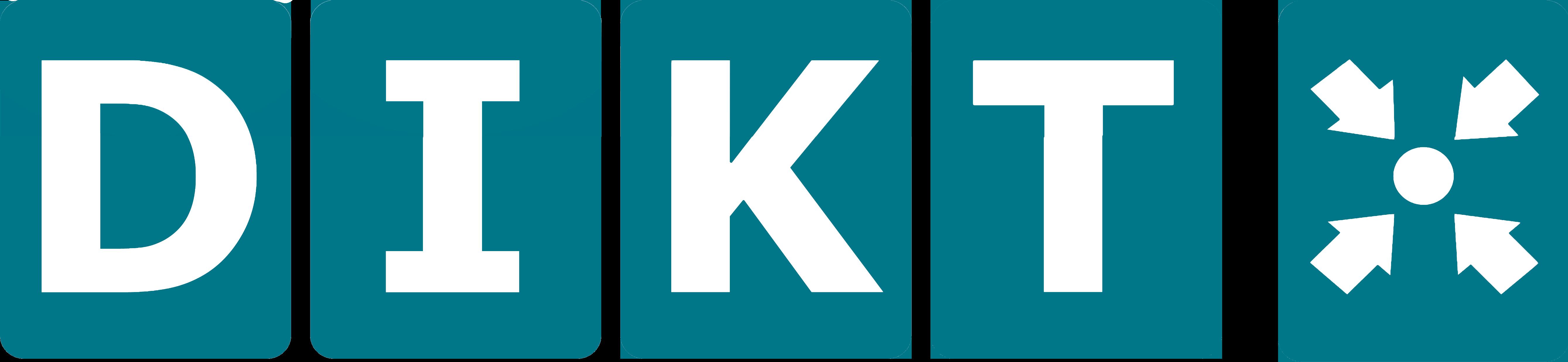 DIKT's logo