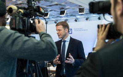 Deutsche Bank: CEO Sewing Mitarbeiter-Brief oder wie man es nicht machen sollte