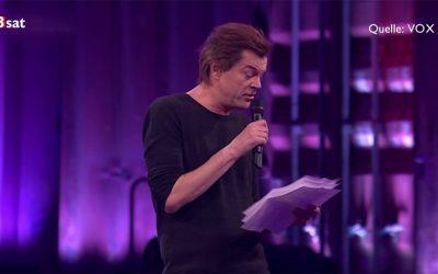 """Campino – """"Zitter-Statement"""" beim Echo: 3 Tricks gegen Nervosität auf der Bühne"""