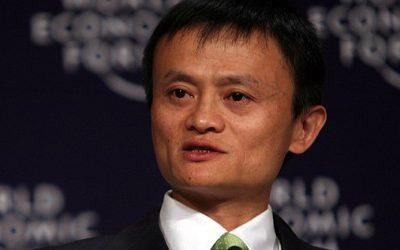 Starkes Statement von Alibaba-Gründer Jack Ma