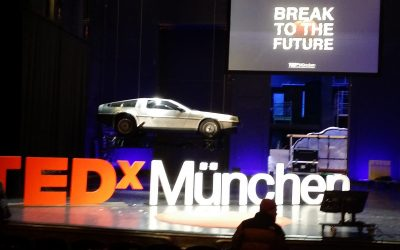 Tedx Talk in Munich
