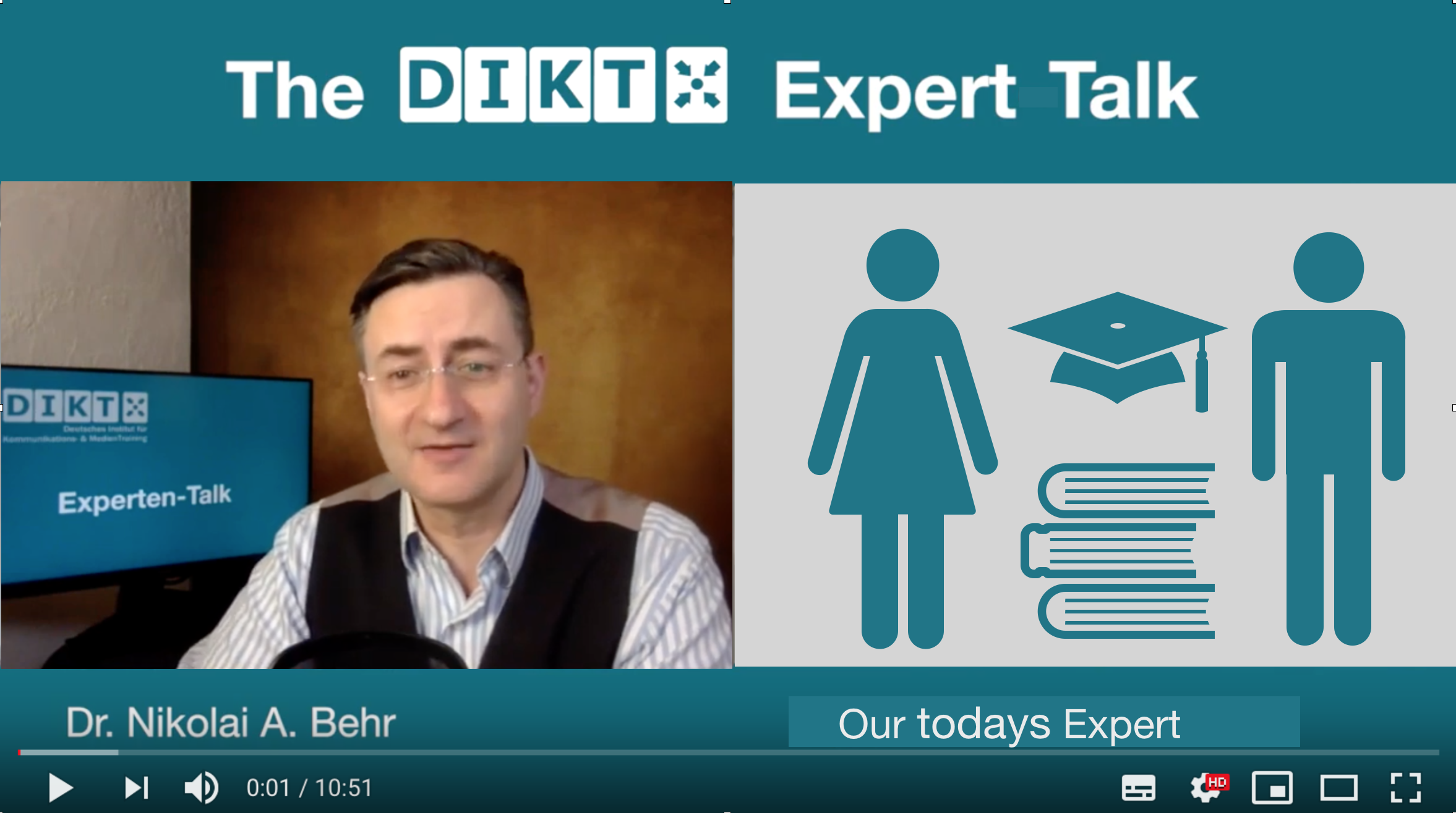 DIKT Expert Talk Header pic