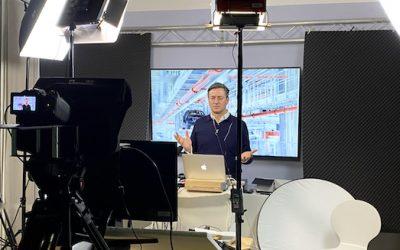 Das richtige Equipment für Online-Konferenzen und Webinare