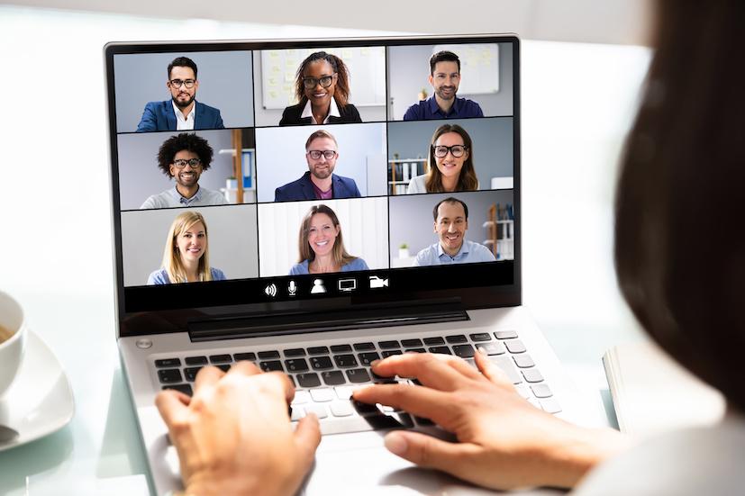2 Tipps für besseren Blickkontakt bei Online-Seminaren